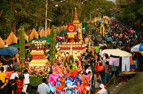 Chang Mai Flower Festival