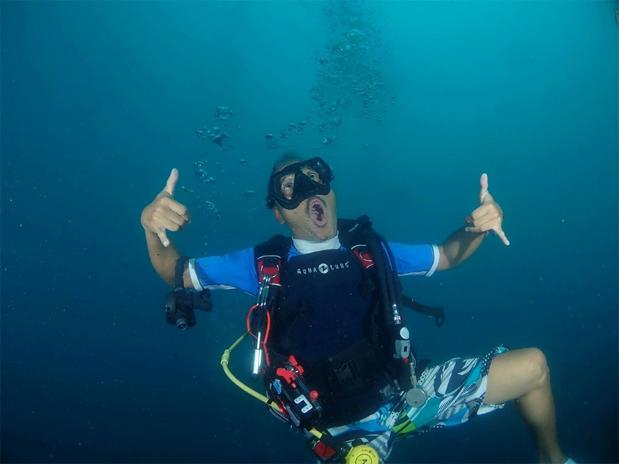 la certification PADI Open Water Diver